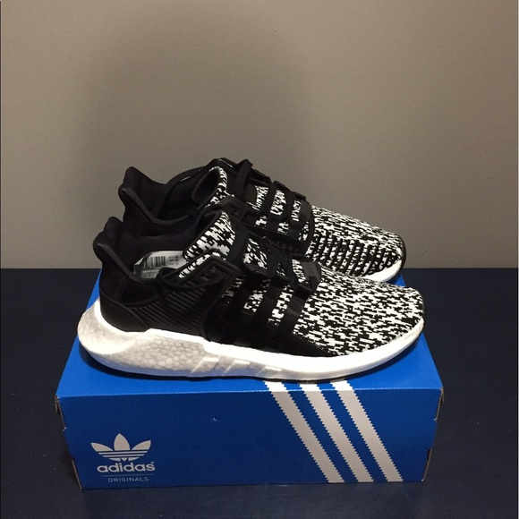 new product 8aa1a 01400 Adidas EQT Support 9317 Glitch Camo Black
