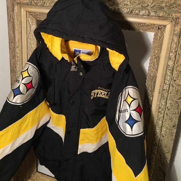 787d1c20 Steelers Starter Jacket Related Keywords & Suggestions - Steelers ...