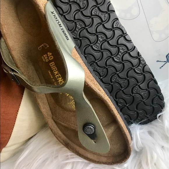 0b1ddbcaa2e78 Cheap Birkenstock Milano Size 7.5 Leather Insoles
