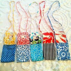 Handbags - Flip Bird Reversible Crossbody Bags