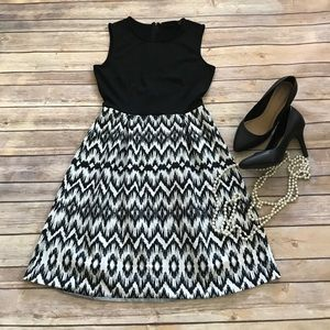 Cynthia Rowley tribal dress