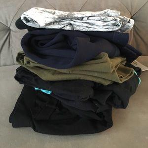 Pants - 8 pairs of leggings Size M
