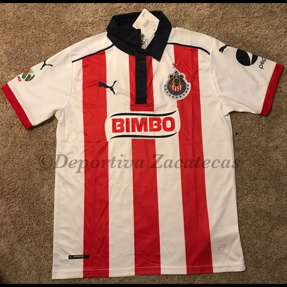 huge selection of f4f36 72f81 Chivas soccer jersey
