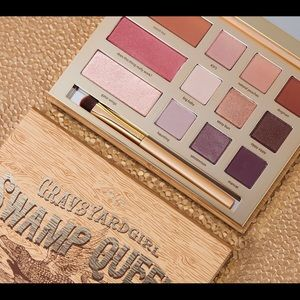33 off tarte other tarte swamp queen eye cheek palette from erin 39 s closet on poshmark. Black Bedroom Furniture Sets. Home Design Ideas