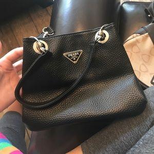 Prada purse!