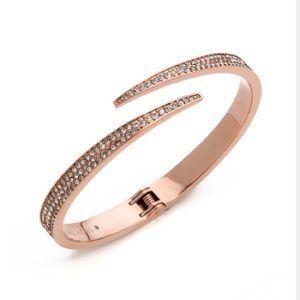 🎈Lowest- MK Matchstick Open Cuff Bracelet MKJ5311