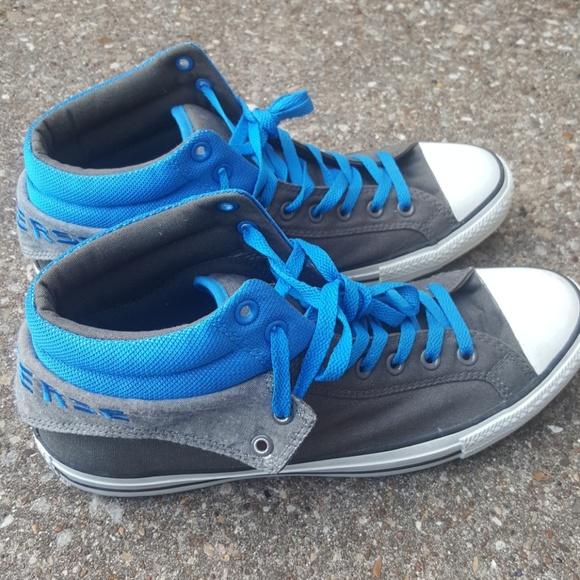 e1317e80ab90 Converse Other - Converse PC2 Roll Down Hi Top Chucks Shoes 12