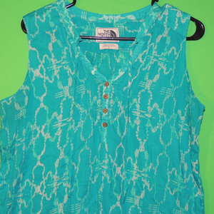 The North Face Tops - The North Face Women's Size L Geometric Tank Top