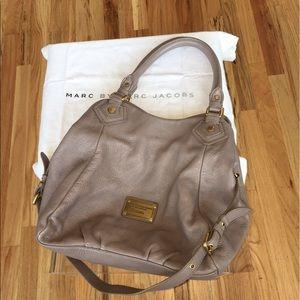 Marc by Marc Jacobs Classic Q Fran Handbag in Gray