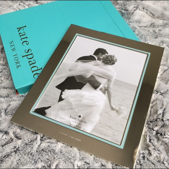 Kate Spade Other Take The Cake 8x10 Picture Frame Poshmark