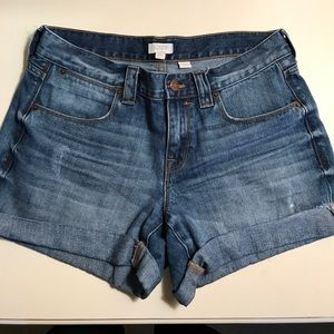 J.Crew Jean Shorts