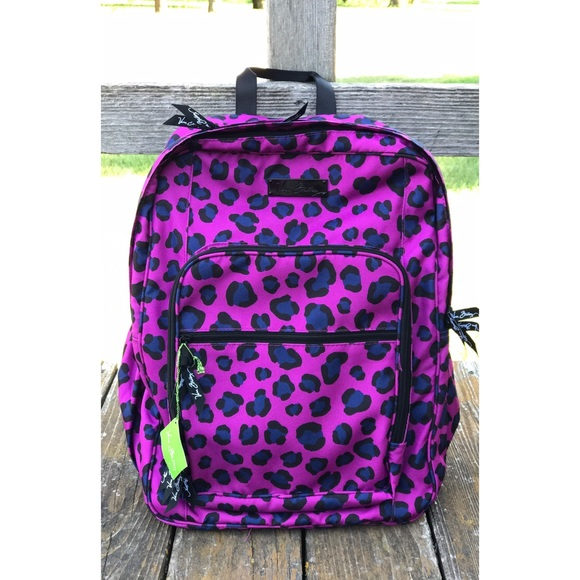 691a0c4d5996 Vera Bradley Bags | Lighten Up Large Leopard Spots Backpack | Poshmark