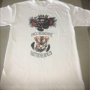 d8a32f8e Shirts | Men Conor Mcgregor Tattoo Tshirt Ufc Notorious | Poshmark