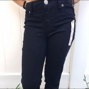 Other - black super skinny jeans (girls)