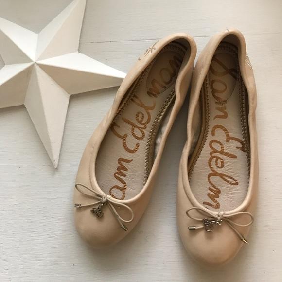 330c7e9b8dead Sam Edelman FELICIA nude ballet flats. M 5968117999086a13ef00ba8c