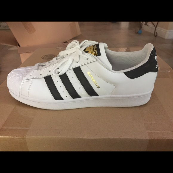 adidas superstar size 10