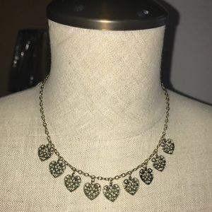 Jewelry - Fashion heart ❤️ necklace