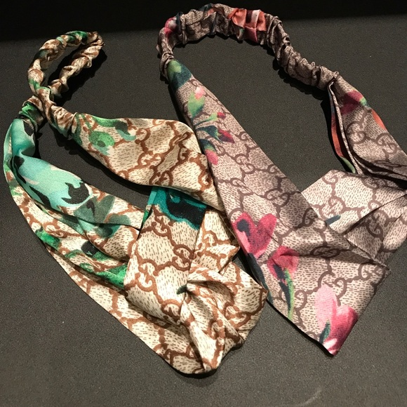 b5d04b61c46 Gucci Inspired Bloom bundle headbands