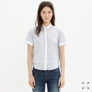 Madewell Coastline Button down