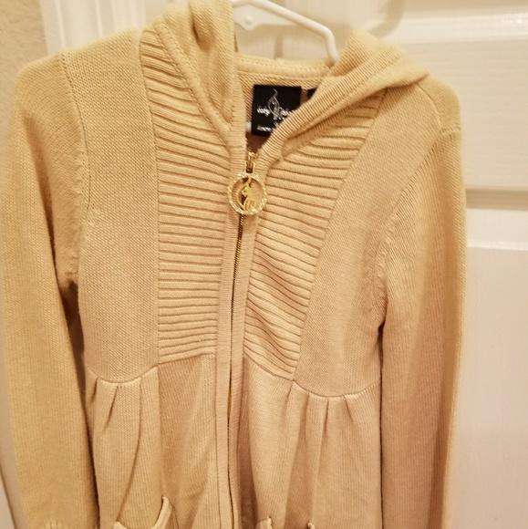 8d57b8e667f1 Baby Phat Jackets & Coats | Girls Zipped Sweater | Poshmark