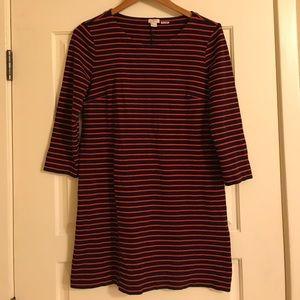 J. Crew T-Shirt Dress