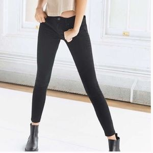 Urban Outfitters BDG Black Cigarette Jeans
