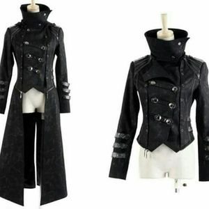 Jackets & Blazers - Steampunk pirate coat. Unisex. Brand new. Hood.