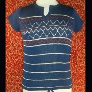 BRONSON VINTAGE 80's pullover sweater