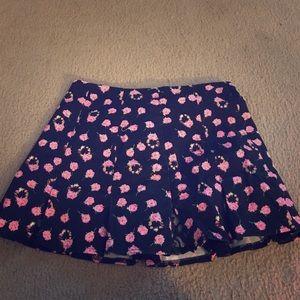 Betsey Johnson Flower Skirt