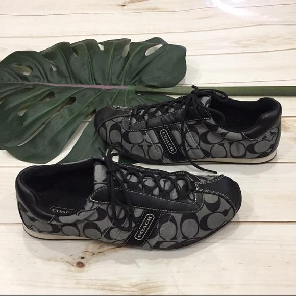 Sateen Tennis Shoes