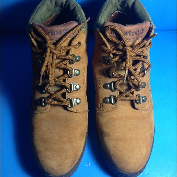 Vintage Late 90s Women's Timberland Boots Size 8M