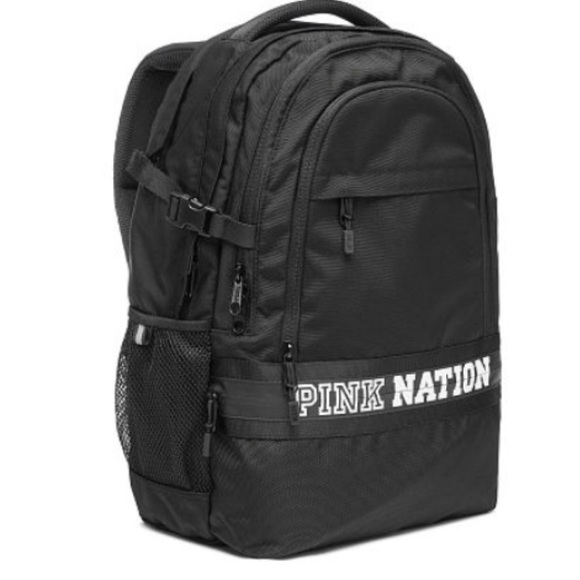 425951f98164 BNIP Victoria Secret Pink Collegiate Backpack
