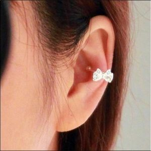 Jewelry - Pair of Cartilage Ear Cuff Earrings- No Piercing