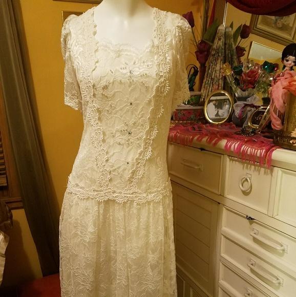 c082235381c Roaring 20 s style Gatsby Flapper Dropwaist Dress!  M 5968476c13302ae05201e717
