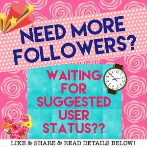 Other - How to Become a Suggested User & Grow Followers!