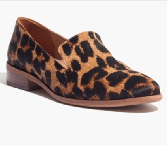 14ff926cfb3 Madewell Shoes - Madewell Orson Loafer in Leopard Print