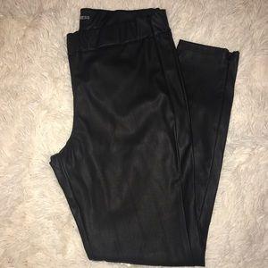 Faux Leather Legging Pant