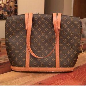 Gorgeous Louis Vuitton Babylone Bag