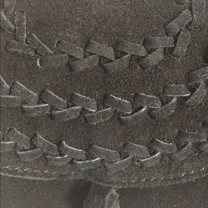 Bags - Braided Fringe Shoulder Bag