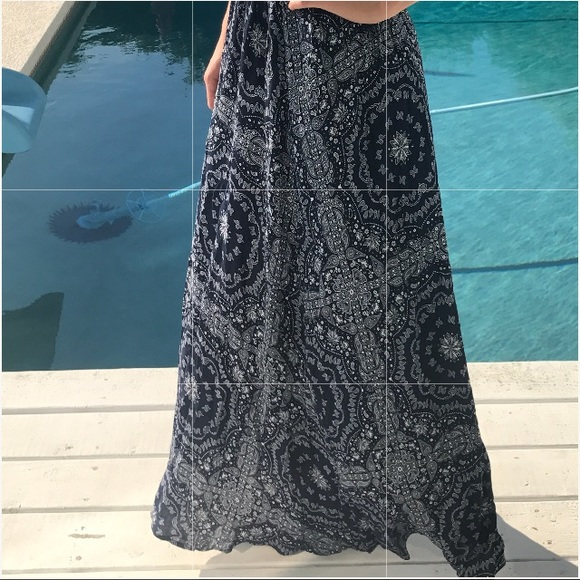52 dresses skirts 2 pc matching maxi skirt and