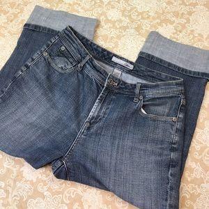 Chico's Jeans - Chico's Denim Capri