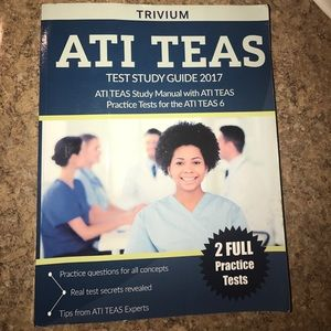 Other - ATI TEAS Test Study Guide 2017