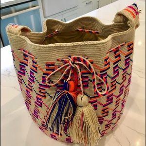 Handbags - Beautiful designer, handmade cross-body bag.