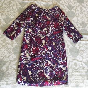 The Limited Patterned Dress