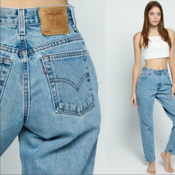 Women S Relaxed Fit Jeans
