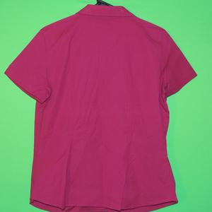 Lacoste Tops - Lacoste Women's Size 44 Purple Short Slv Shirt