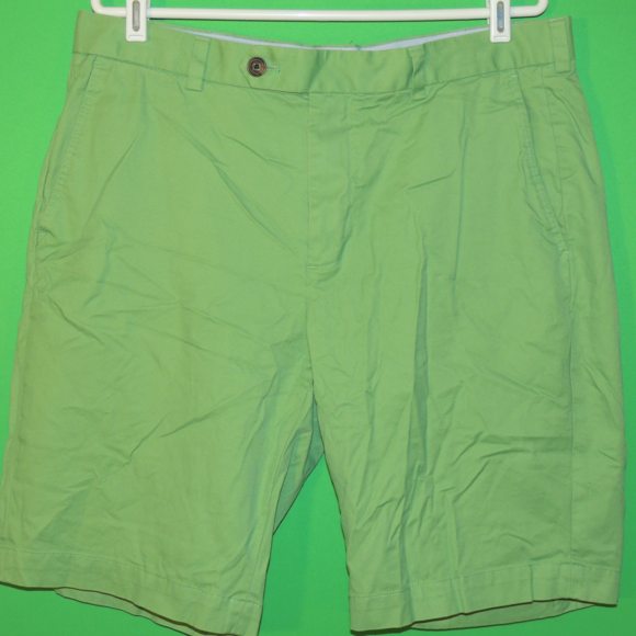 Brooks Brothers Other - Brooks Brothers Men's W36 Green Bermuda Shorts