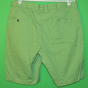 Brooks Brothers Shorts - Brooks Brothers Men's W36 Green Bermuda Shorts