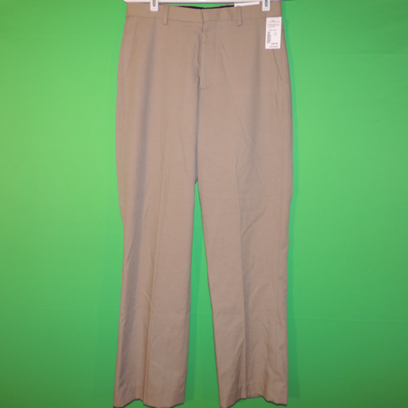 Calvin Klein Other - NWT Calvin Klein Boys Youth 16 Morgan Taupe Pants