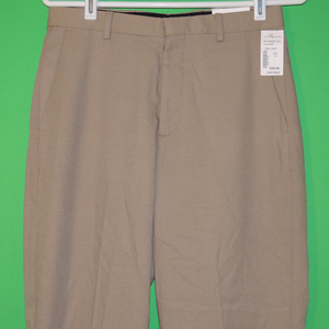 Calvin Klein Bottoms - NWT Calvin Klein Boys Youth 16 Morgan Taupe Pants